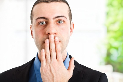 how to stop bad breath caused by post nasal drip